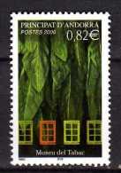 Andorre Y&t N° 624.** - Unused Stamps