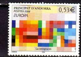 Andorre Y&t N° 627.**  Europa - French Andorra