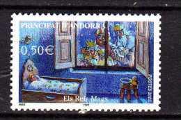 Andorre Y&t N° 604.** - Unused Stamps