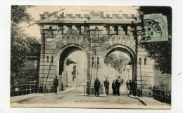 CP , 55 , VERDUN , La Porte Saint-Paul - Verdun