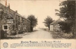 HAUTES FAGNES-BARAQUE MICHEL-publicité Englebert-carte Série Belgique Historique - Jalhay