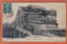 Carte Postale 52. Langres Colombier  Militaire  Pigeonnier  Trés Beau Plan - Langres