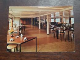 """Hospitaalschip Van Het Nederlandse Rode Kruis Ms """" J. HENRY DUNANT """" Salon - Anno 1981 ( Zie Foto Voor Details ) !! - Croix-Rouge"""