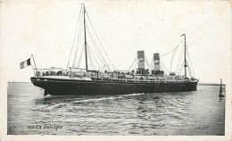 LA GASCOGNE - Steamers
