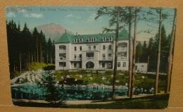 Hohe Tatra - Magas Tatra .(G10 ) - Cartoline