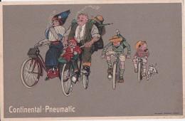 Publicité -- Continental Pneumatic - Advertising