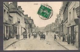 ORBEC . Grande - Rue . - Orbec