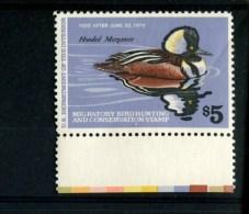 USA  POSTFRIS MINT NEVER HINGED POSTFRISCH EINWANDFREI SCOTT RW45 - Duck Stamps