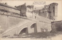 Cp , 49 , SAUMUR , Le Château , Façade Sud - Saumur