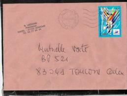 SEUL / LETTRE  3075   44  VENDOME - 1961-....
