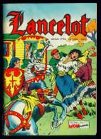 LANCELOT N°36 - Mon Journal  1963 - Bon état - Hugo Pratt - Lancelot