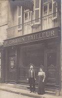 Métiers - Carte-Photo / Commerce Magasin P. Grohin / Photographe Chavance Impasse Moulin Joly Paris - Métiers