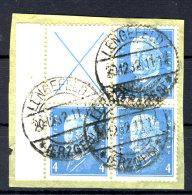 Deutsches Reich ZD W 26 / S 38 gestempelt used