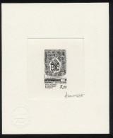 1 EPREUVES D'ARTISTE TAAF - 1997 -CHAPELLE NOTRE DAME DES OISEAUX-CROZET - N�218 YVERT ET TELLIER