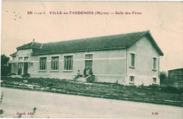Carte Postale Ancienne De VILLE EN TARDENOIS - Sonstige Gemeinden