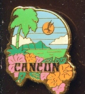 """"""" CANCUN """"    Vert Pg13 - Steden"""