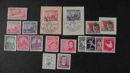 Germany - DDR - 1956 - Mi.Nr. 515,518-9, 520A+B, 524-7, 529-35**MNH+ 518-9 With Special Postmark- Look Scan - [6] Repubblica Democratica