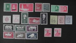 Germany - DDR - 1956 - Mi.Nr. 536-58**MNH - Look Scan - [6] Repubblica Democratica