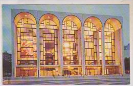 CPM LINCOLN CENTER, METROPOLITAN OPERA HOUSE, En 1976!! (voir Timbre) - Expositions