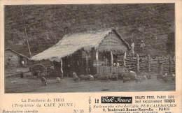 Nouvelle-Calédonie - La Porcherie De THIO, Propriétés Du Café Jouve, Le Café Jouve Pur Calédonien - New Caledonia
