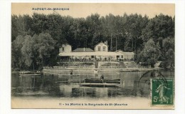 CP , 94 , ALFORT-SAINT-MAURICE - Autres Communes