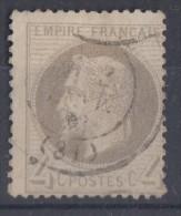 Frankreich Minr.26 Gestempelt - 1863-1870 Napoléon III. Laure