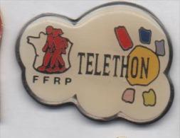 La F�d�ration fran�aise de la Randonn�e p�destre , FFRP , marche , T�l�thon