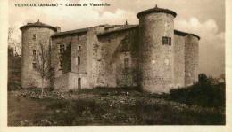 VERNOUX - ARDECHE  (07) -  CPA. - Vernoux