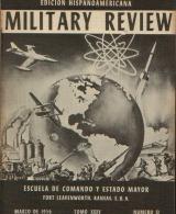 MILITARY REVIEW EDICION HISPANOAMERICANA MARZO 1956 - Magazines & Papers
