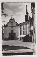 09 - SEIX - Eglise Et La Place Centrale - Francia