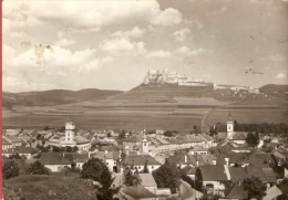 Slovakia Spisske Podhradie And The Castle ... XH212 Used - Slovaquie