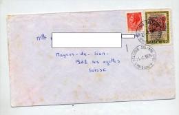 Lettre Cachet Bellisio Sur Dante - Machine Stamps (ATM)
