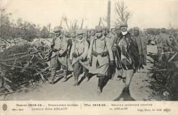 GUERRE DE 1914 - 1915 . ABLAIN . PRISONNIERS BOCHES - France
