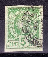 HAITI 1881 Mi.# 4 Gestempelt - Haïti