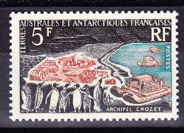 TAAF 1963  Mi.# 28 ** - Neufs