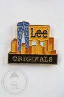 Lee Jeans Originals - Advertising Pin Badge #PLS - Marcas Registradas