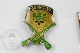 Ranger - Pin Badge #PLS - Militares