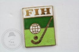 FIH Hockey - Pin Badge #PLS - Otros
