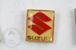 Suzuki Logo - Pin Badge #PLS - Pin