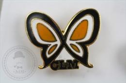 CLM Butterfly - Pin Badge #PLS - Otros