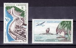 Neukaledonien Mi.# 368/9 ** P.A. - Nouvelle-Calédonie