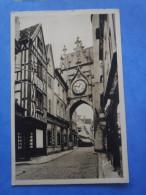 89-AUXERRE Porte De L´horloge Et Vieille Maison - Monuments