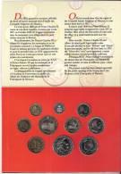 MONACO FDC SET 1995. EEN MOEILIJKERE SET DAN ALLE VERSCHENEN FDC EUROSETS - Monaco