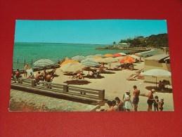 MOZAMBIQUE  - Lourenço Marquès  - Praia Da Polana - Mozambique