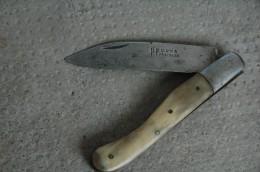 Ancien couteau HP il n�y a pas mieux