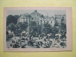 BREMERHAVEN. La Place Du Marché. - Bremerhaven