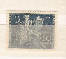 Portugal * &  1º Cent. Do Banco De Portugal 1946 (672) - 1910-... Republic