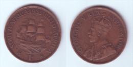 South Africa 1 Penny 1933 - Sudáfrica