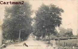 COUSANCE AVENUE DE LA GARE 39 JURA - Non Classés