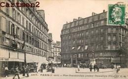 PARIS PLACE BEAUMARCHAIS 75004 - Arrondissement: 04